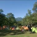 キャンプ画像