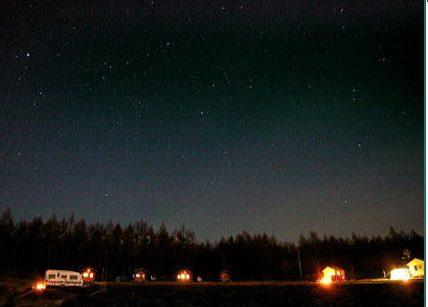 星に手のとどくキャンプ場