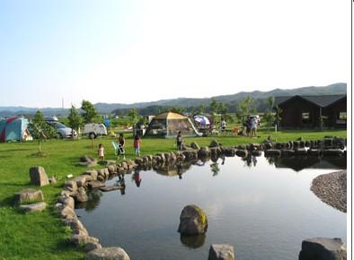 水と緑がテーマの自然体験型交流拠点