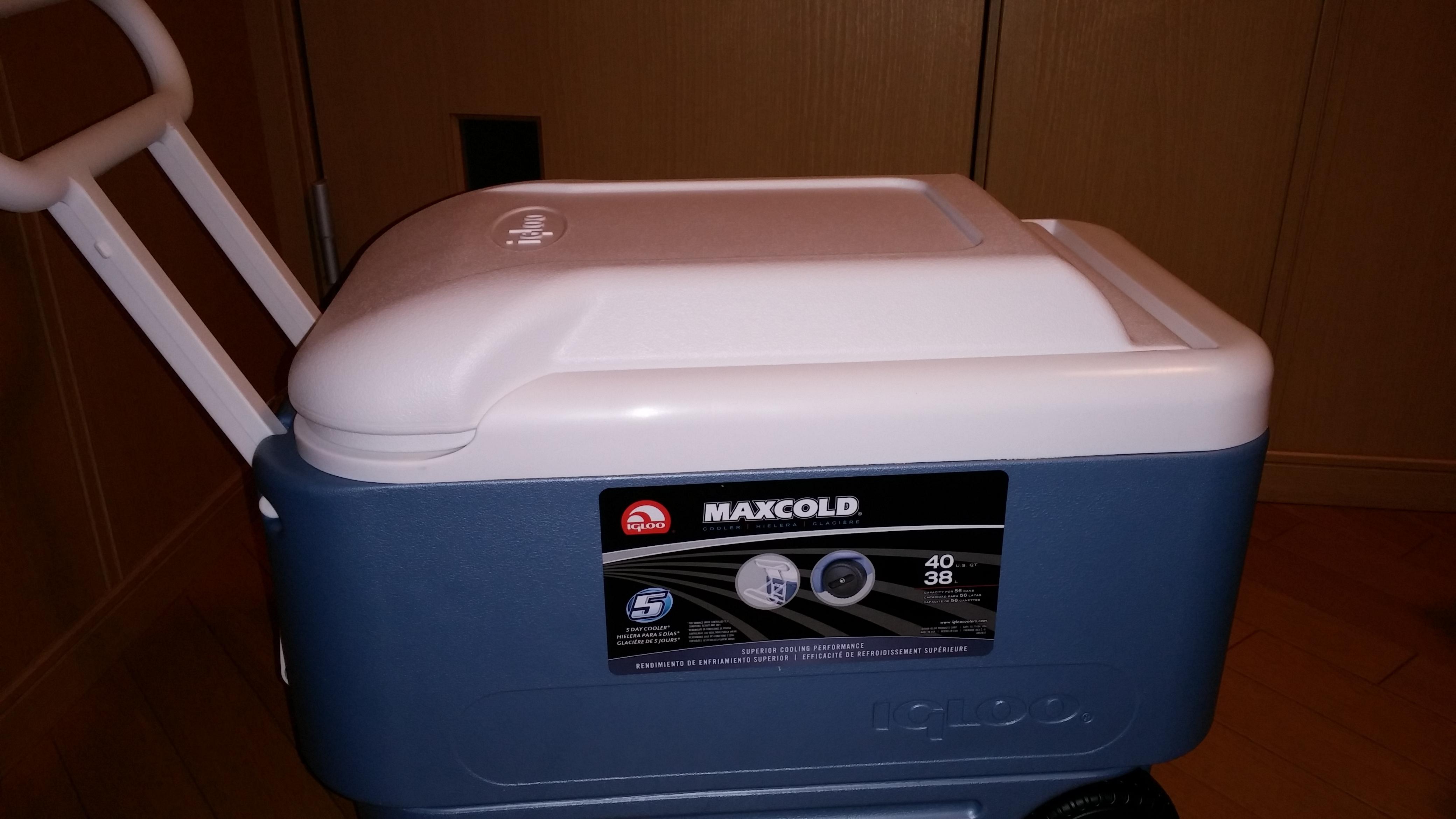 MAXCOLD 40QT